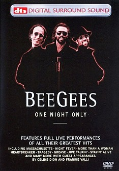 Bee Gees - One Night Only (Ddv)
