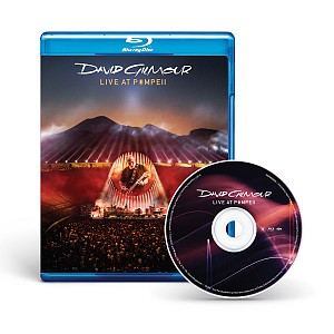 David Gilmour - Live at Pompeii [Deluxe Boxset] (2blu-ray+2cd)