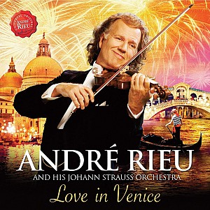 Andre Rieu - Love In Venice (cd+dvd)