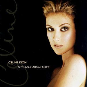 Celine Dion - Let's Talk About Love (cd)