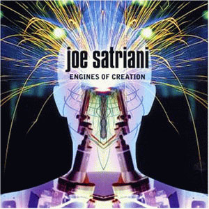 JOE SATRIANI - Engines Of Creation (cd)