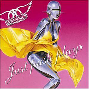 Aerosmith - Just Push Play (cd)