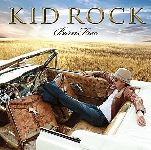 Kid Rock - Born Free (cd)