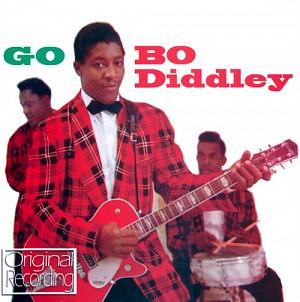BO DIDDLEY - Go Bo Diddley [LP] (vinyl)
