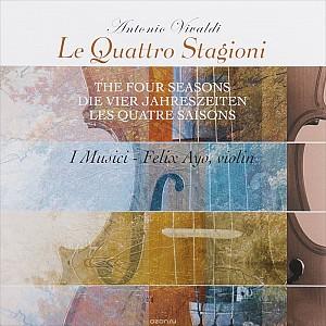 Vivaldi - Le Quattro Stagioni [Lp] (Vinyl)