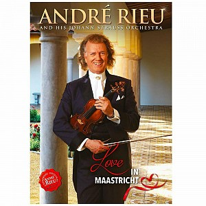 Andre Rieu - Love In Maastricht [2019] (dvd)