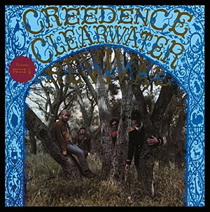 Creedence Clearwater Revival - Creedence Clearwater Revival [180g LP] (vinyl)