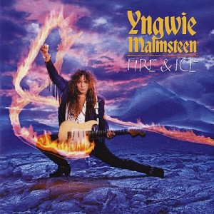 Yngwie Malmsteen - Fire And Ice (cd)