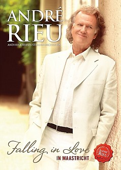 Andre Rieu - Falling In Love In Maastricht (dvd)