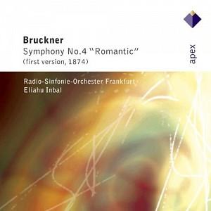 """BRUCKNER ANTON - SYMPHONY NR. 4 """"ROMANTIC"""" - [cd]"""