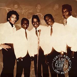 Curtis Knight feat. Jimi Hendrix - Live at George's Club 20 [LP gatefold] (2vinyl)