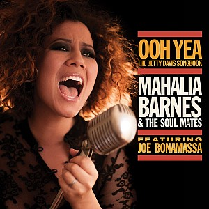 Mahalia Barnes - Ooh Yeah-The Betty Davis Song Book (cd)