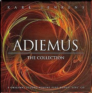 Karl Jenkins - Adiemus:The Collection [box] (5cd)