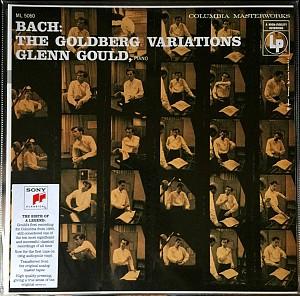 Bach J. Sebastian - Goldberg Variations, BWV 988 [Gould 1955 Recordings] (vinyl)
