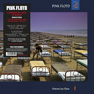 Pink Floyd - A Momentary Lapse Of Reason [180g LP remaster 2011] (vinyl)