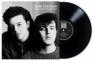Tears For Fears - Songs From The Big Chair [180g LP] (vinyl)