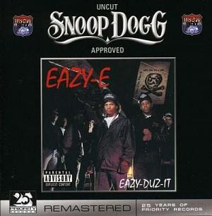 Eazy-E - Eazy-Duz- It [remastered] (cd)