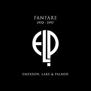 Emerson, Lake & Palmer - Fanfare - The E, L & P Box [Deluxe] (3vinyl+blu-ray-A+14cd)