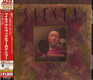 Miles Davis/Marcus Miller - Music From The Siesta [japan ed.] (cd)