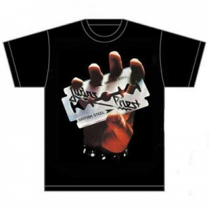 JUDAS PRIEST - British Steel (tricou)