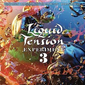 Liquid Tension Experiment - LTE3 [Ltd Ed. Artbook] (2cd+blu-ray-A)