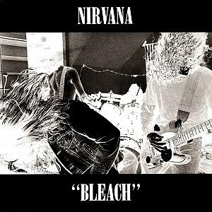 NIRVANA - Bleach [remastered] (cd)