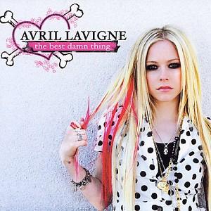 Avril Lavigne - The Best Damn Thing (cd)