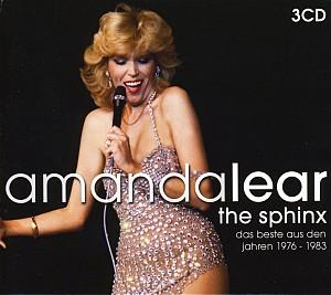 Amanda Lear - The Best Of [Boxset] (3cd)