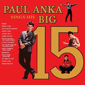 Paul Anka - Paul Anka Sings His Big 15 (cd)