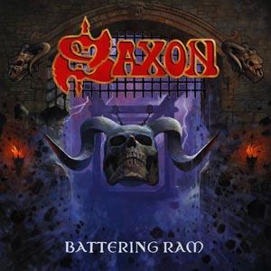 Saxon - Battering Ram [LP] (vinyl)