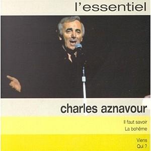 Charles Aznavour - L'essentiel [2012] (cd)