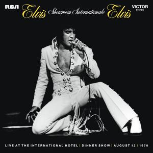 ELVIS PRESLEY - Showroom Internationale [LP] (2vinyl)