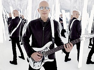 Joe Satriani - What Happens Next [jewelcase] (cd)