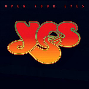 Yes - Open Your Eyes [Limited LP] (vinyl)