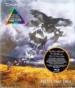 DAVID GILMOUR - Rattle That Lock [Boxset 5.1 mix] (cd+dvd)