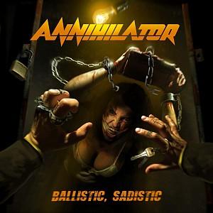 Annihilator - Ballistic, Sadistic [Hologram sleeve digi] (cd)