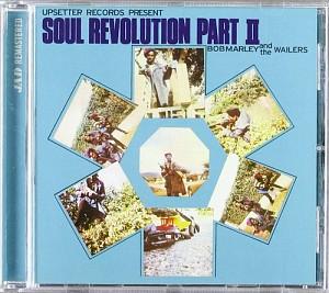 BOB MARLEY - SOUL REVOLUTION 2 - [cd]