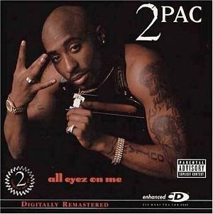 2PAC - All Eyez On Me [enhanced] (2cd)