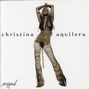 Christina Aguilera - Stripped (cd)