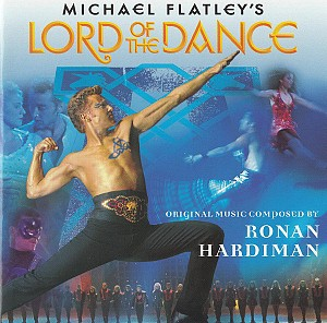 MICHAEL FLATLEY - Lord Of The Dance (cd)