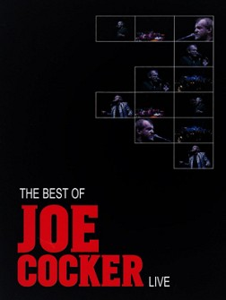 JOE COCKER - Best Of Live (dvd)
