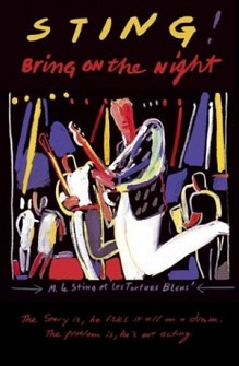 STING - BRING ON THE NIGHT [DELUXE Ed.] (dvd+2cd)