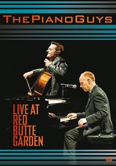PIANO GUYS The - Live at Red Butte Garden (dvd)