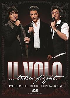 Il Volo - Takes Flight - Live (dvd)