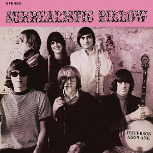 Jefferson Airplane - Surrealistic Pillow [remastered] (cd)