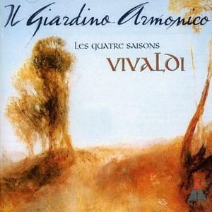 VIVALDI - Le Quatro Stagioni [IL Giardino Armonica] (cd)