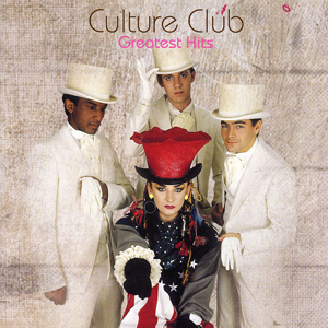 CULTURE CLUB - Greatest Hits (CD+DVD)