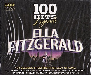Ella Fitzgerald - 100 Hits Legends [Boxset] (5cd)