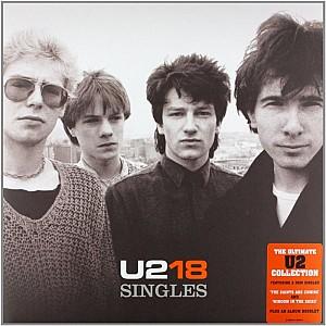 U2 - 18 Singles [LP] (2vinyl)