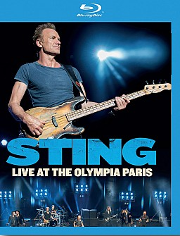 Sting - Live At The Olympia Paris (blu-ray)